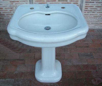 lavabos anciens r f lc4 lavabo sur colonne cliquer 2 fois de suite sur la photo pour l. Black Bedroom Furniture Sets. Home Design Ideas